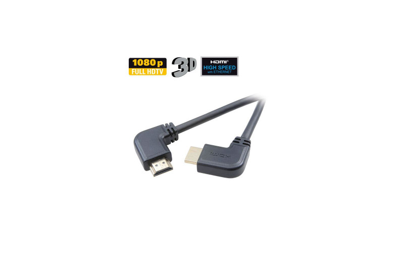 Vivanco HDMI 4K 1,5m haaks