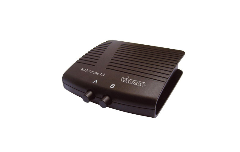 Vivanco HDMI 2.1 Switching Unit 2 in 1 uit