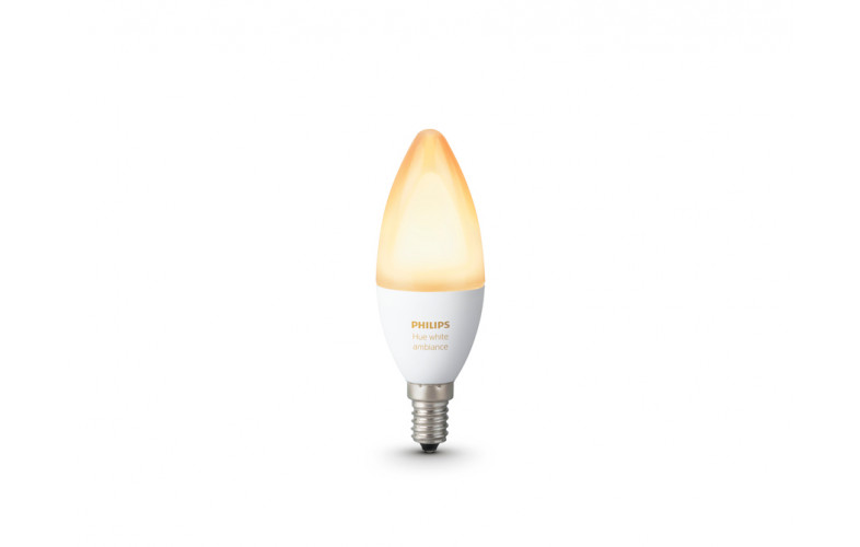 Philips Hue white ambiance E14 losse lamp