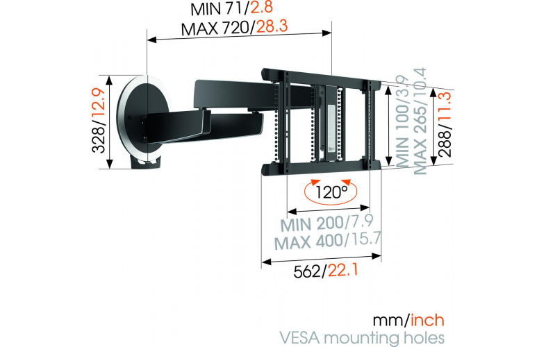 Vogels Next 7356 MotionMount (OLED)