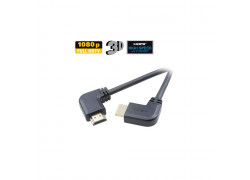 Vivanco HDMI 4K 3m haaks