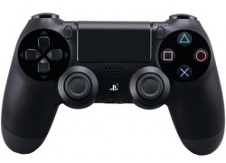 Sony Dualshock 4 Wireless Controller Black V2