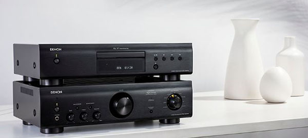 Denon DCD-600NE - Pure direct modus