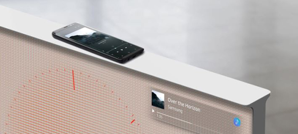 Samsung The Frame - One Invisible Connection