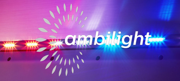 Philips OLED 854 - Ambilight